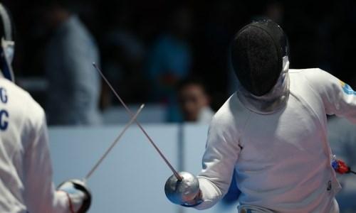 Сборная Казахстана по фехтованию приступает к УТС
