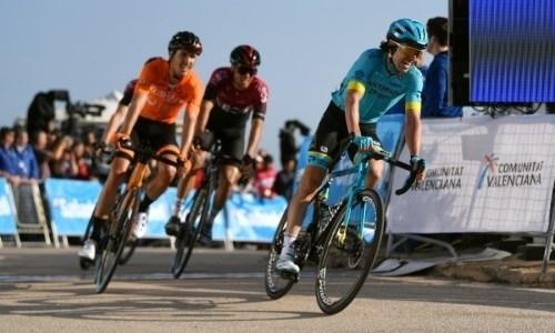 Йон Исагирре финишировал в тройке лидеров 17-го этапа «Вуэльты Испании»
