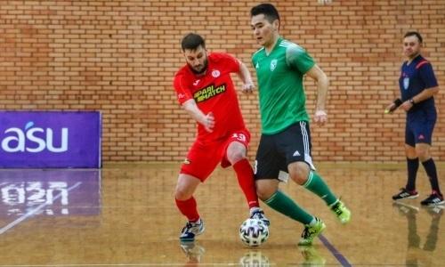 Второй круг чемпионата Казахстана пройдет в Рудном