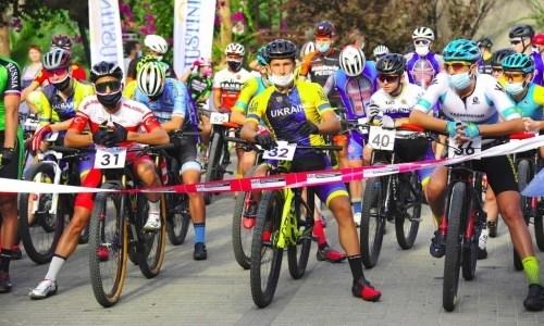 Сборная Казахстана по маунтинбайку выступила в двух гонках в Турции