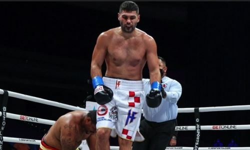 Экс-боксеру «Astana Arlans» хотят устроить бой с бывшим соперником Поветкина