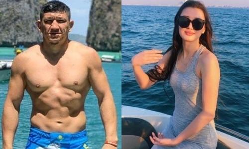 Сабина Алтынбекова дала «намек» поклонникам. Куат Хамитов отреагировал