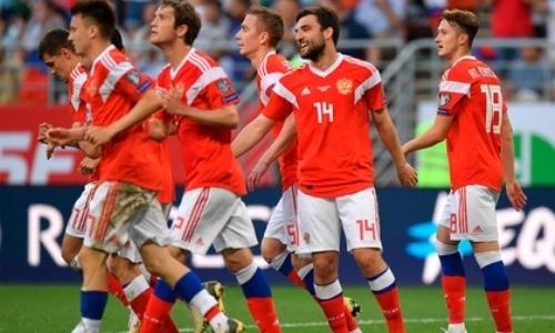 Прямая трансляция товарищеского матча Молдова — Россия