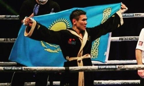 «Ожидал серьезного сопротивления». Турсынбай Кулахмет после завоевания титула WBC рассказал об уходе из сборной Казахстана и поддержке Сондерса
