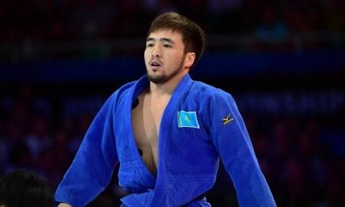 Мужская сборная Казахстана по дзюдо объявила состав на УТС