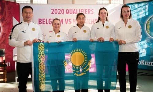 Определилась дата проведения матча Кубка Федерации Аргентина — Казахстан