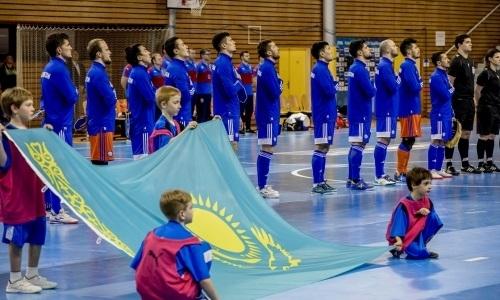 Стал известен календарь сборной Казахстана в квалификации EВРО-2022