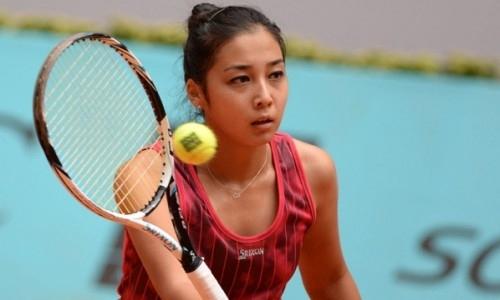 Казахстанские теннисистки сохранили прежние позиции в рейтинге WTA