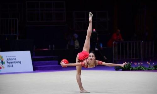 «Мы усложнили соревновательные программы». Лидер казахстанской сборной по художественной гимнастике рассказала о подготовке команды