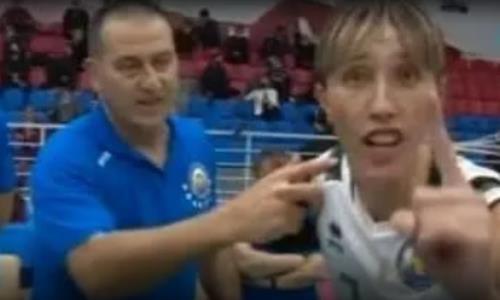 «Это просто недопустимо». На обвинившую Федерацию волейбола в прямом эфире спортсменку могут подать в суд