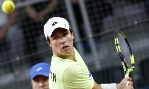 Попко одержал победу в парном разряде «Orlando Open»
