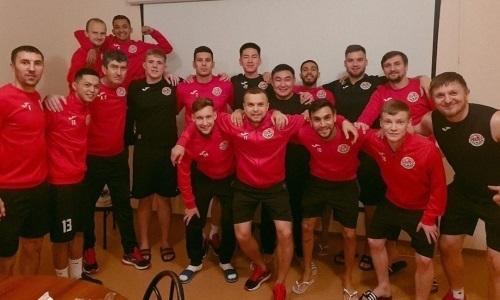 «Аят» разгромил «Каспий» в матче чемпионата Казахстана