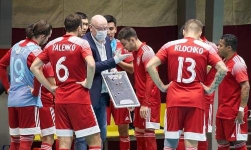 «Актобе» не смог переиграть «Жетысу» в матче чемпионата Казахстана