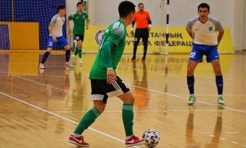 «Атырау» и «Нур-Султан» забили восемь голов на двоих в матче чемпионата РК