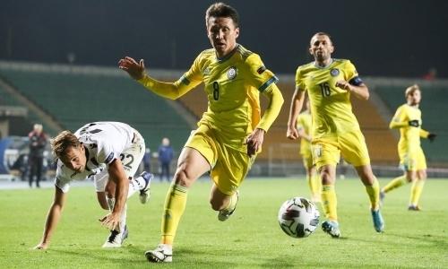 Где и когда сборная Казахстана сыграет стыковые матчи в Лиге наций