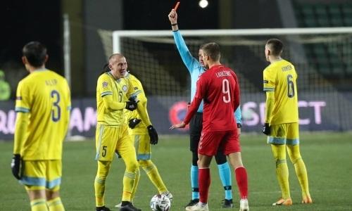 Казахстан — Литва — 1:2. Когда потеряно все, вместе с честью