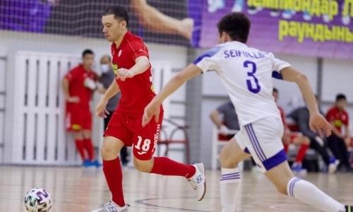 Дубль Фернандиньо помог «Кайрату» обыграть «Аят» в матче чемпионата РК