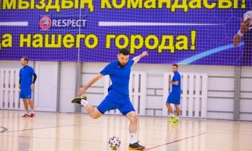 «Байтерек» обыграл «Каспий» в матче чемпионата РК