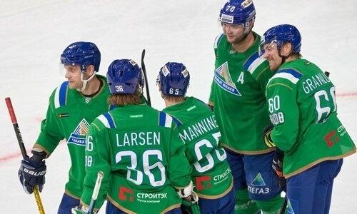 Соперник «Барыса» по КХЛ совершил камбэк в преддверии матча с казахстанцами
