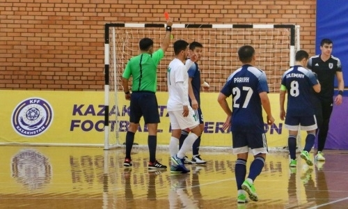Игрока «Жетысу» дисквалифицировали на два матча