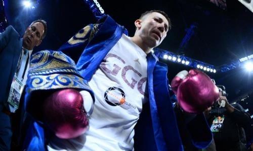 Стало известно новое место проведения боя Головкина за два титула чемпиона мира