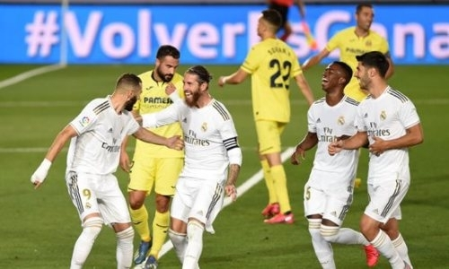 Прямая трансляция матча Ла Лиги «Вильярреал» — «Реал Мадрид»