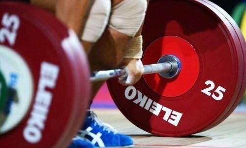 Стартовал чемпионат Казахстана по тяжелой атлетике