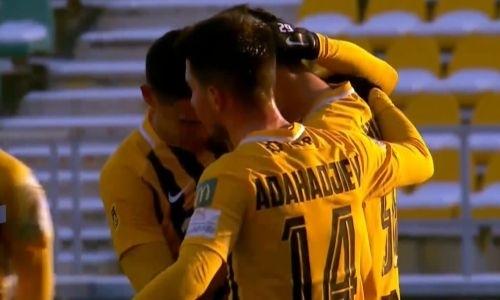 «Кайрат» молодежным составом вдевятером после гола на 92 минуте проиграл «Кызыл-Жару СК»