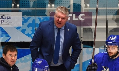В «Барысе» озвучили реакцию Юрия Михайлиса на драку хоккеистов команды