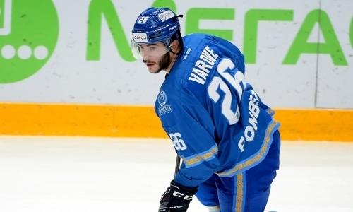 КХЛ раскрыла ожидания тренеров «Барыса» от канадского новичка