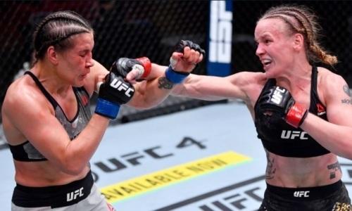 Видео полного боя UFC Валентина Шевченко — Дженнифер Майя с лезгинкой в концовке