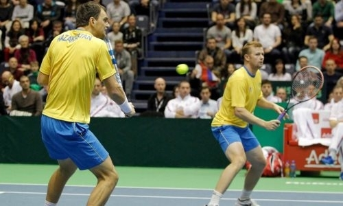 Казахстанские теннисисты выиграли турнир в США. Один из них обновил свой рекорд по количеству титулов за сезон