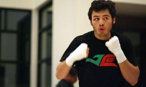 Бросивший вызов Головкину сын легендарного чемпиона рассказал о своей цели в боксе