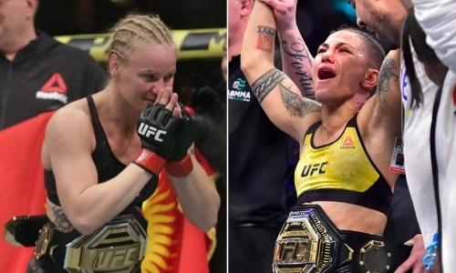 Дэйна Уайт назвал следующую соперницу Валентины Шевченко — это экс-чемпионка UFC