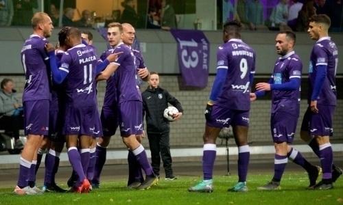 Клуб Вороговского выиграл и продолжил погоню за лидером чемпионата Бельгии