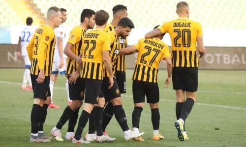 «Кайрат» решил усилить состав перед участием в Лиге Чемпионов. Трансферные новости