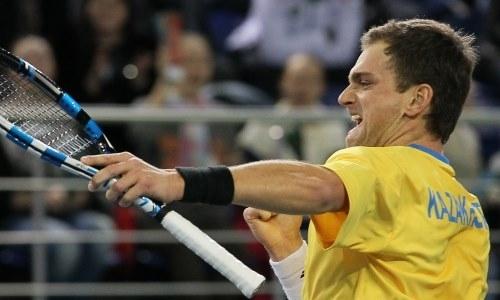 Казахстанцы улучшили положение в парном рейтинге ATP