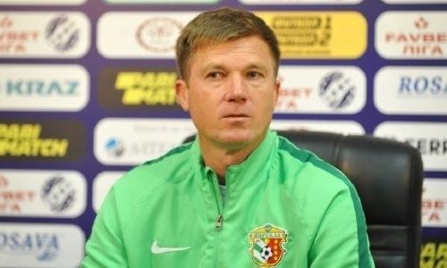 Экс-наставник клуба КПЛ стал тренером тура в Украине. Его команда идет третьей после «Динамо» и «Шахтера»