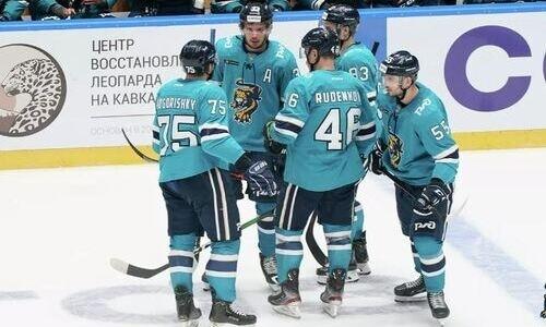 Соперник «Барыса» по КХЛ провел изменения в составе перед выездным матчем с казахстанцами