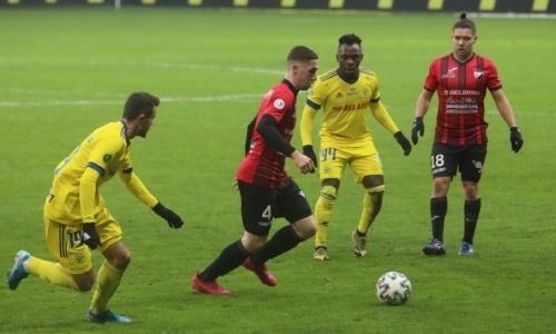Европейский клуб казахстанского футболиста покинул высший дивизион