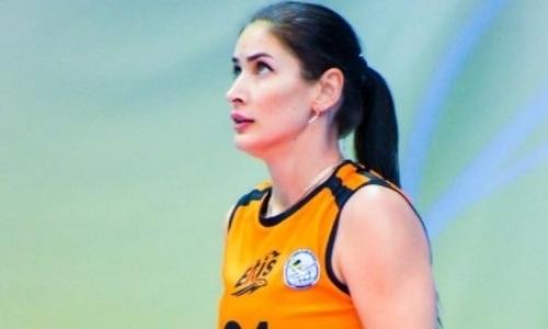 «Прощай, волейБОЛЬ». Одна из самых сексуальных спортсменок Казахстана завершила карьеру