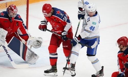 В СКА рассказали, как задавить «Барыс» в матче КХЛ