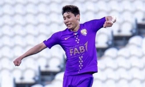 Бауыржан Исламхан «вернулся» в состав своего клуба