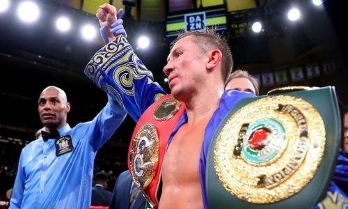 Официально объявлен следующий бой Геннадия Головкина. Подробности