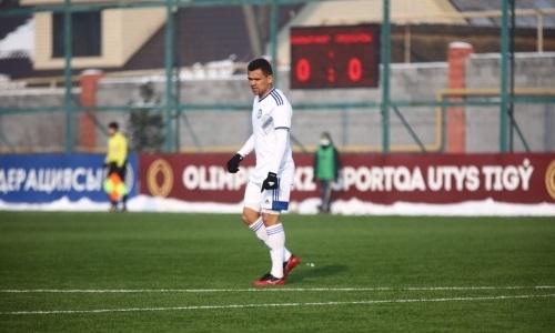 Жоао Пауло провел 50-й матч за «Ордабасы» в КПЛ