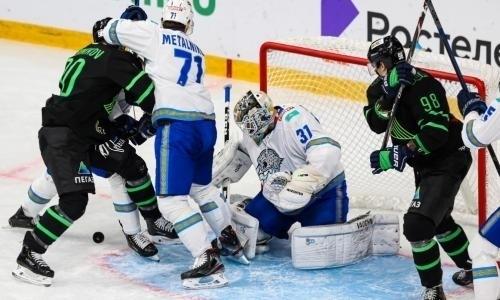 Сразу две шайбы с участием «Барыса» вошли в ТОП-10 голов КХЛ. Видео