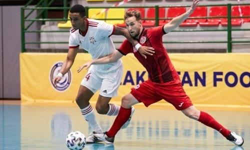 «Аят» одержал волевую победу над «Актобе» в матче чемпионата РК