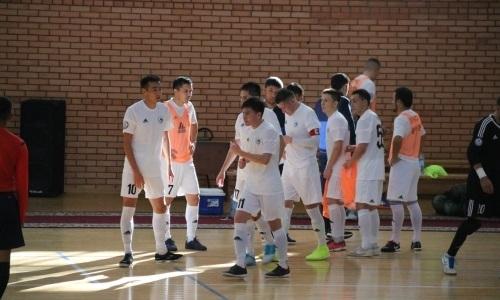 «Окжетпес» потерпел седьмое поражение подряд в чемпионате РК