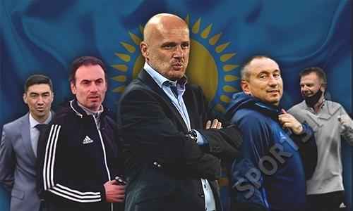 Нам нечего терять: от прикольного до верного. 7 кандидатов на замену Михалу Билеку в сборной Казахстана