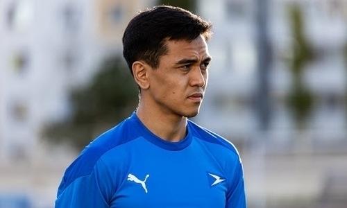 Казахстанский футболист не помог своему клубу удержать победный счет против «Крыльев Советов»